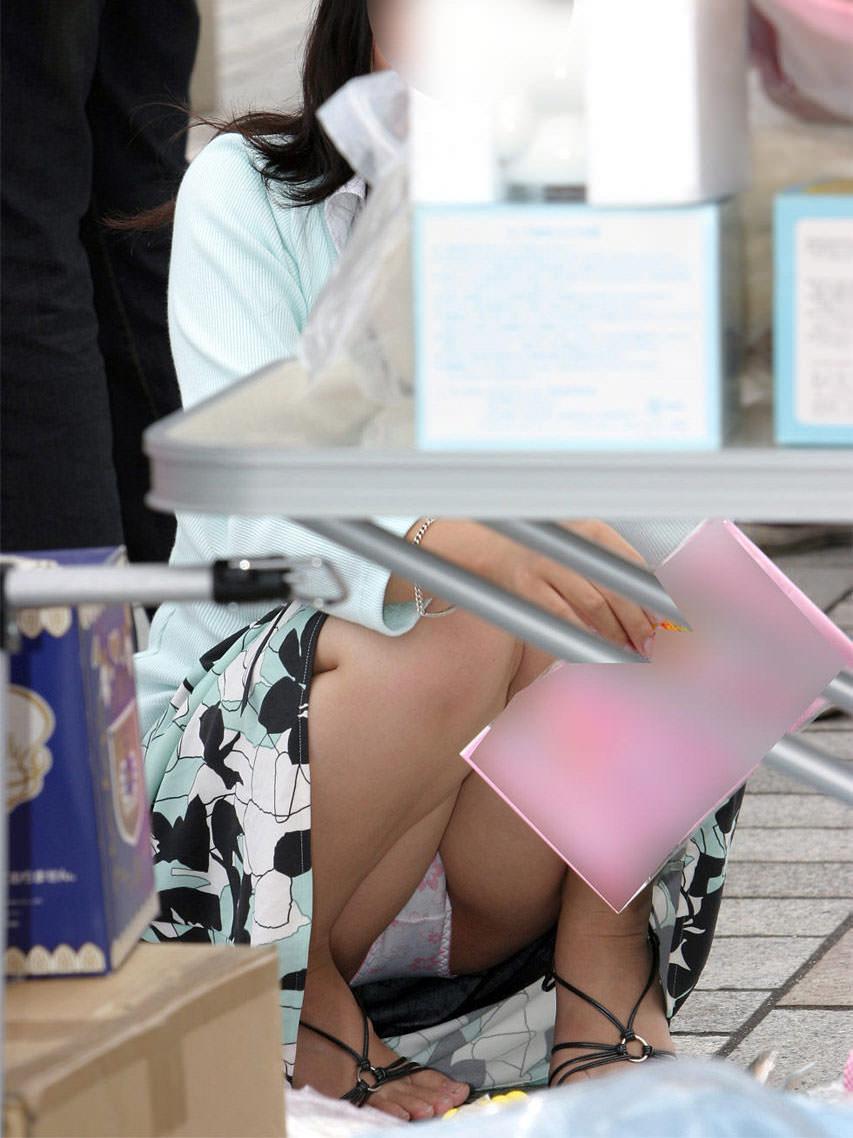 具の盛り上がりが卑猥過ぎるwww街撮りパンチラまんこ盗撮www 2333