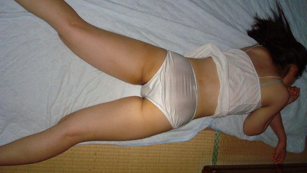 セックス直後に寝てる彼女や人妻を勝手に撮影した素人流出エロ画像 2912
