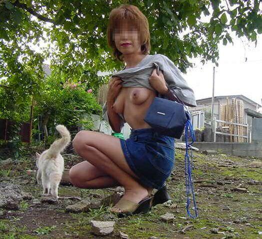 エロと動物が共存してるとってもシュールなおもしろエロ画像 416