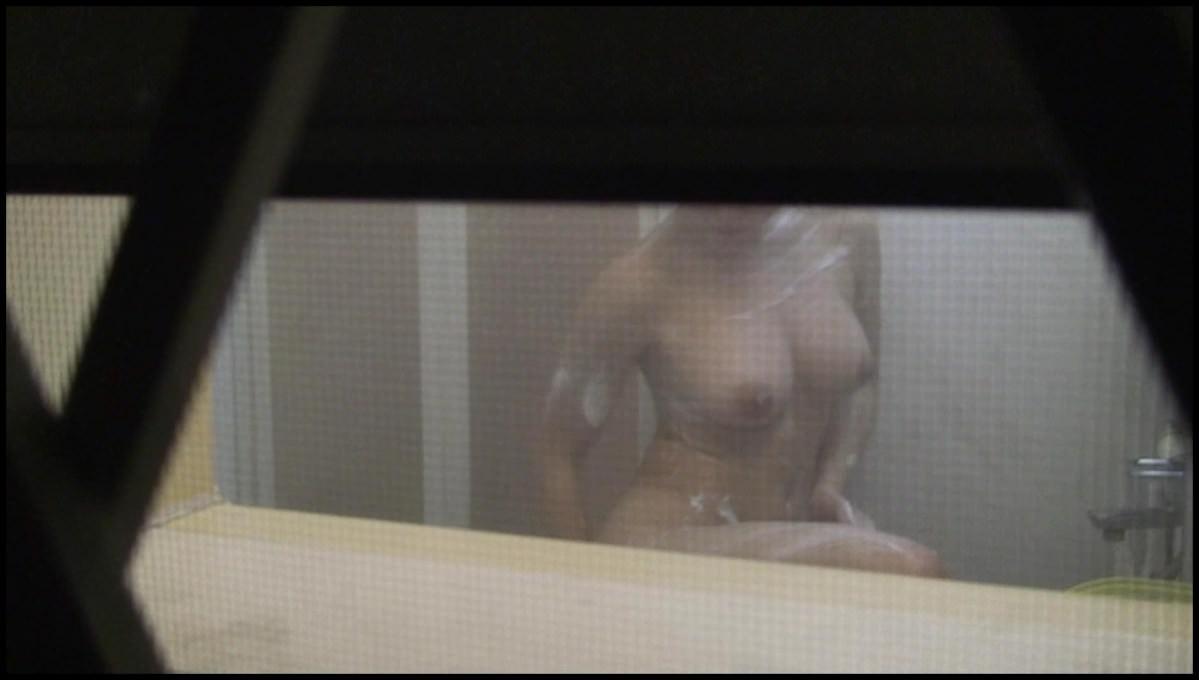 アパートや民家のお風呂をガチ盗撮した入浴女子の素人エロ画像 719