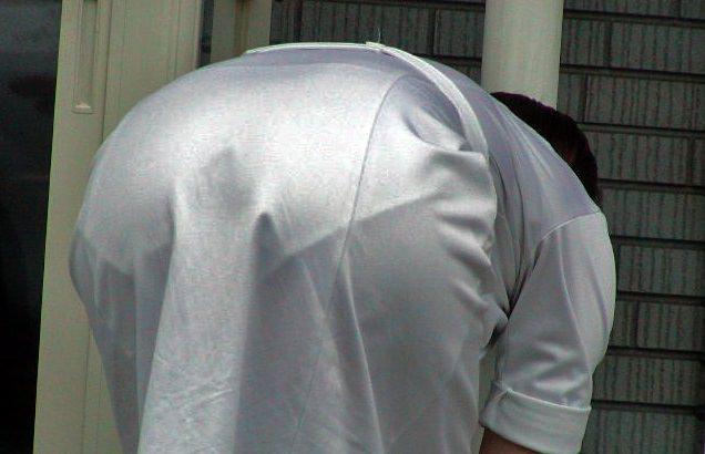 【ナース隠し撮り】いい匂いがする看護婦さんの透けパンツを街撮り激写wwwww 0623