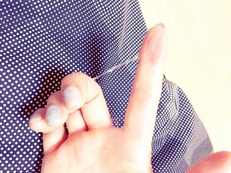 【女神投稿】可愛い素人娘が粘ついたマン汁指に付けて自撮りで晒すwwwwwwwww 0647