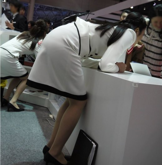 【素人盗撮】働くお姉さん透けパンツやブラジャーを激写街撮りwwwwwwwwwww 11200