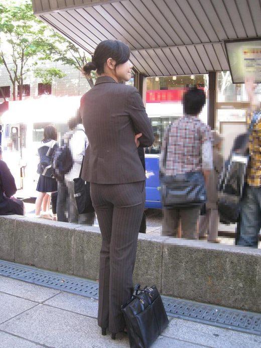 【素人盗撮】働くお姉さん透けパンツやブラジャーを激写街撮りwwwwwwwwwww 11205