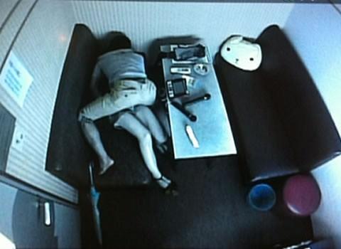 【流出画像】カラオケ店でセックスするバカップルwwww店員にネットで晒されてるぞwwwwww 1916
