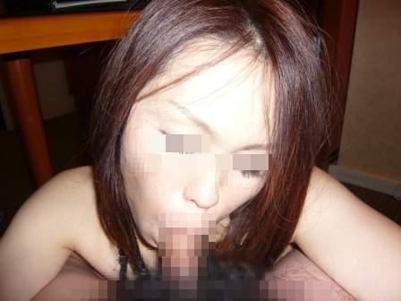 彼女のフェラ顔が可愛過ぎたらから思いでに写メった素人投稿エロ画像 3033