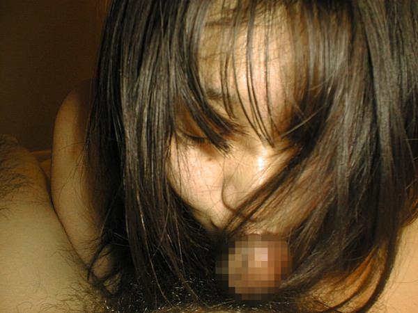 彼女のフェラ顔が可愛過ぎたらから思いでに写メった素人投稿エロ画像 3038