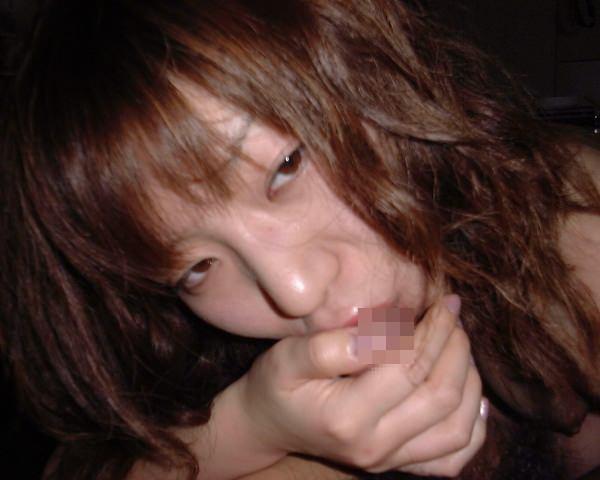 彼女のフェラ顔が可愛過ぎたらから思いでに写メった素人投稿エロ画像 3043