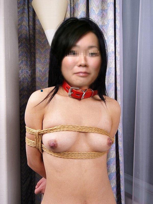【熟女緊縛】縛るロープに肉が食い込むメス豚チャーシューをご覧ください。 0116