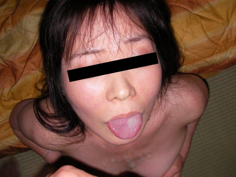 3日溜めたドロドロのザーメンを不倫してる素人妻に口内射精した結果wwwww 21147