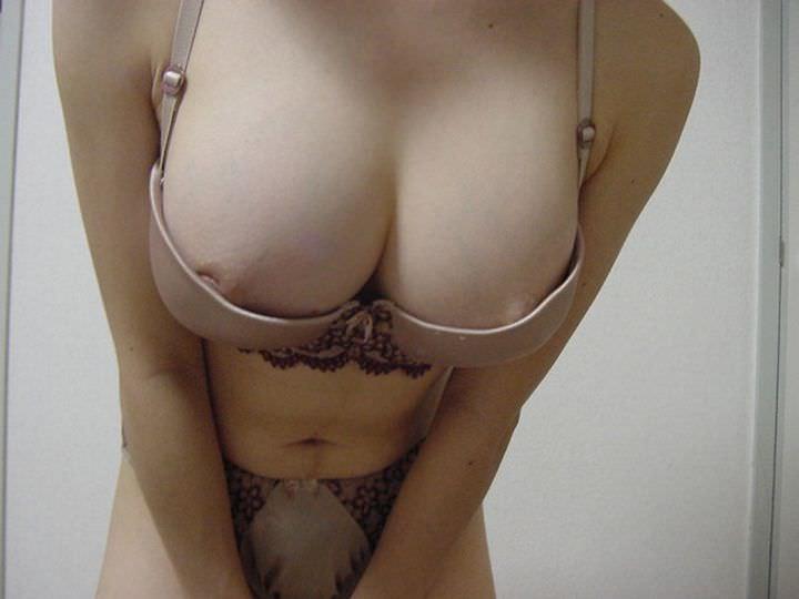 【素人投稿】セフレの陥没乳首のおっぱいをノリで撮影 → 拒否られるも勝手にネットにうpwwww 3008