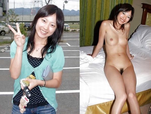 【素人流出】セックス前と事後の彼女を比較した姿がコチラですwwwwww 01 23