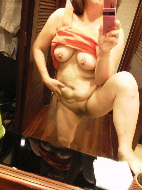 【素人流出】不倫中のセフレ熟女が「オカズにしてね」と自撮りエロ写真を送ってくるから晒すwwwww 0539