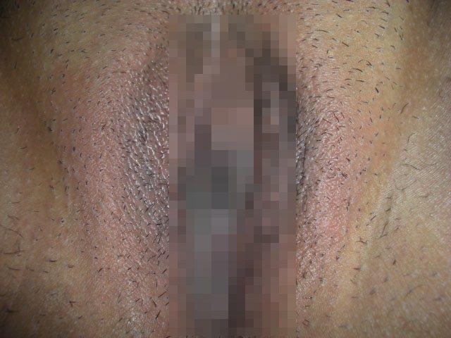 パイパンから蘇るうっすら生えてきた陰毛wwwビッチなおまんこ確定なマン毛www 2654