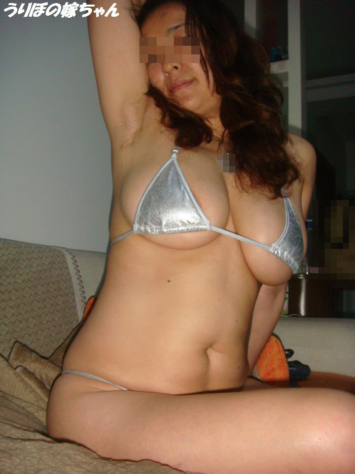 【素人投稿】超絶エロい体したアラフィフ熟女の爆乳おっぱいwwww 0701