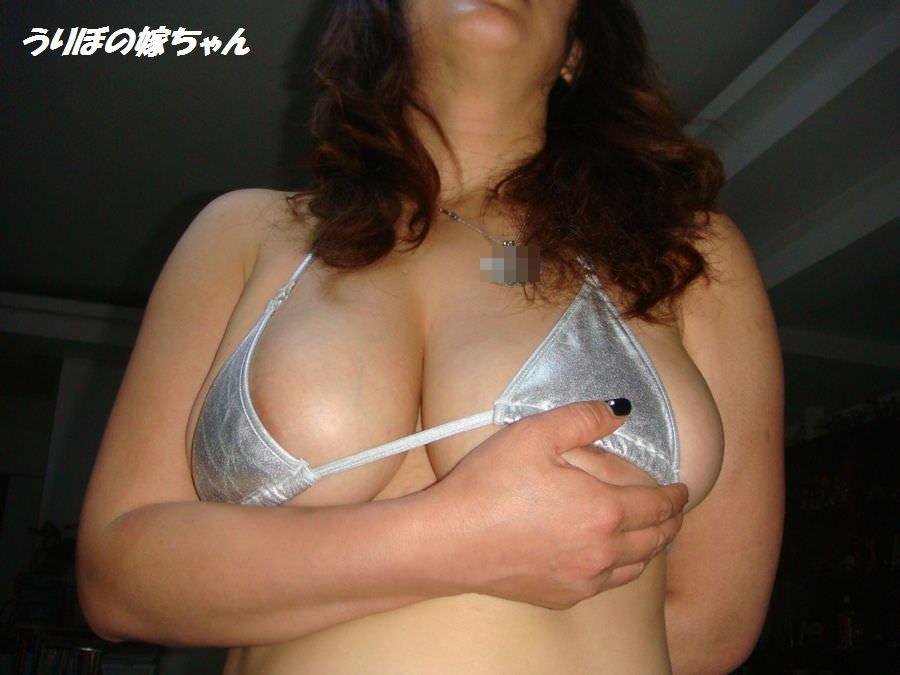 【素人投稿】超絶エロい体したアラフィフ熟女の爆乳おっぱいwwww 0704
