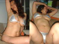 【素人投稿】超絶エロい体したアラフィフ熟女の爆乳おっぱいwwww