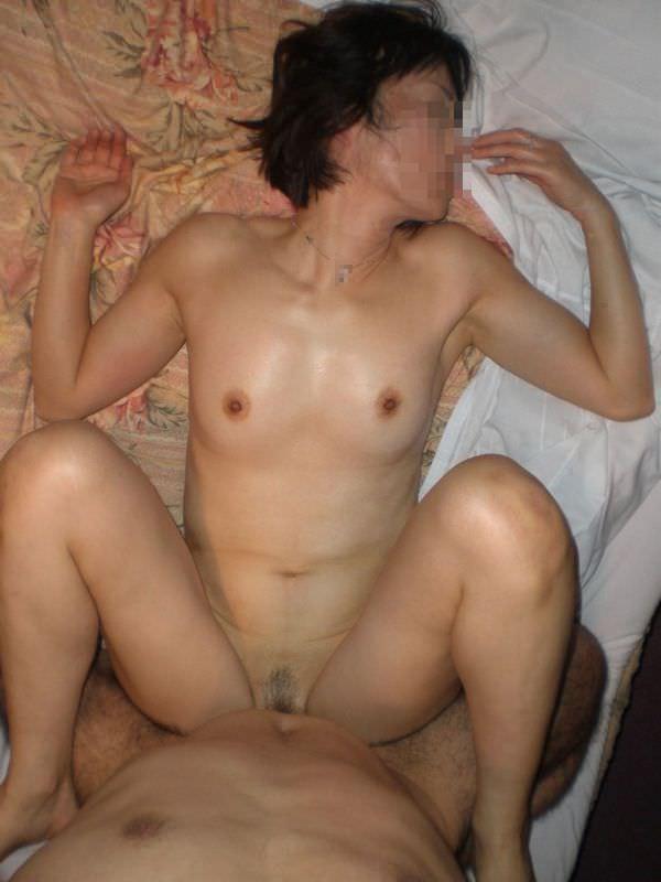 彼女や奥さんの顔を見ながら逝きたい正常位ハメ撮りセックスwww 0918
