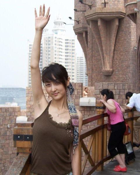 彼女のワキ毛に超興奮したから舐め回して写メって投稿www 0357