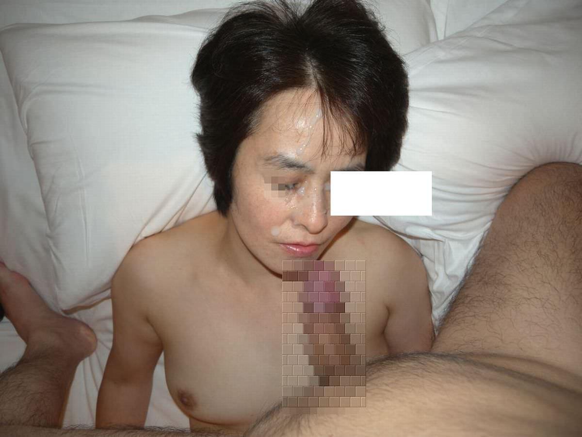熟女に顔射www40・50代の性欲衰えない夫婦の個人撮影www 0515