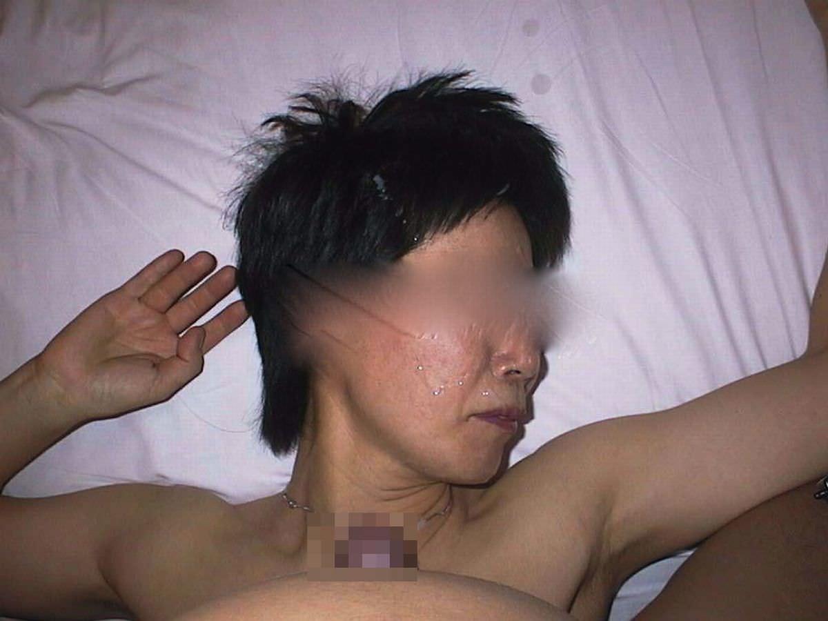 熟女に顔射www40・50代の性欲衰えない夫婦の個人撮影www 0526