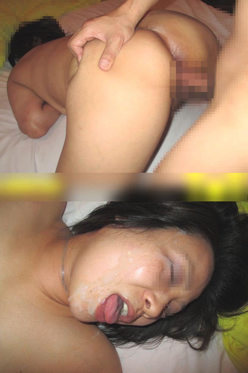 熟女に顔射www40・50代の性欲衰えない夫婦の個人撮影www 0527