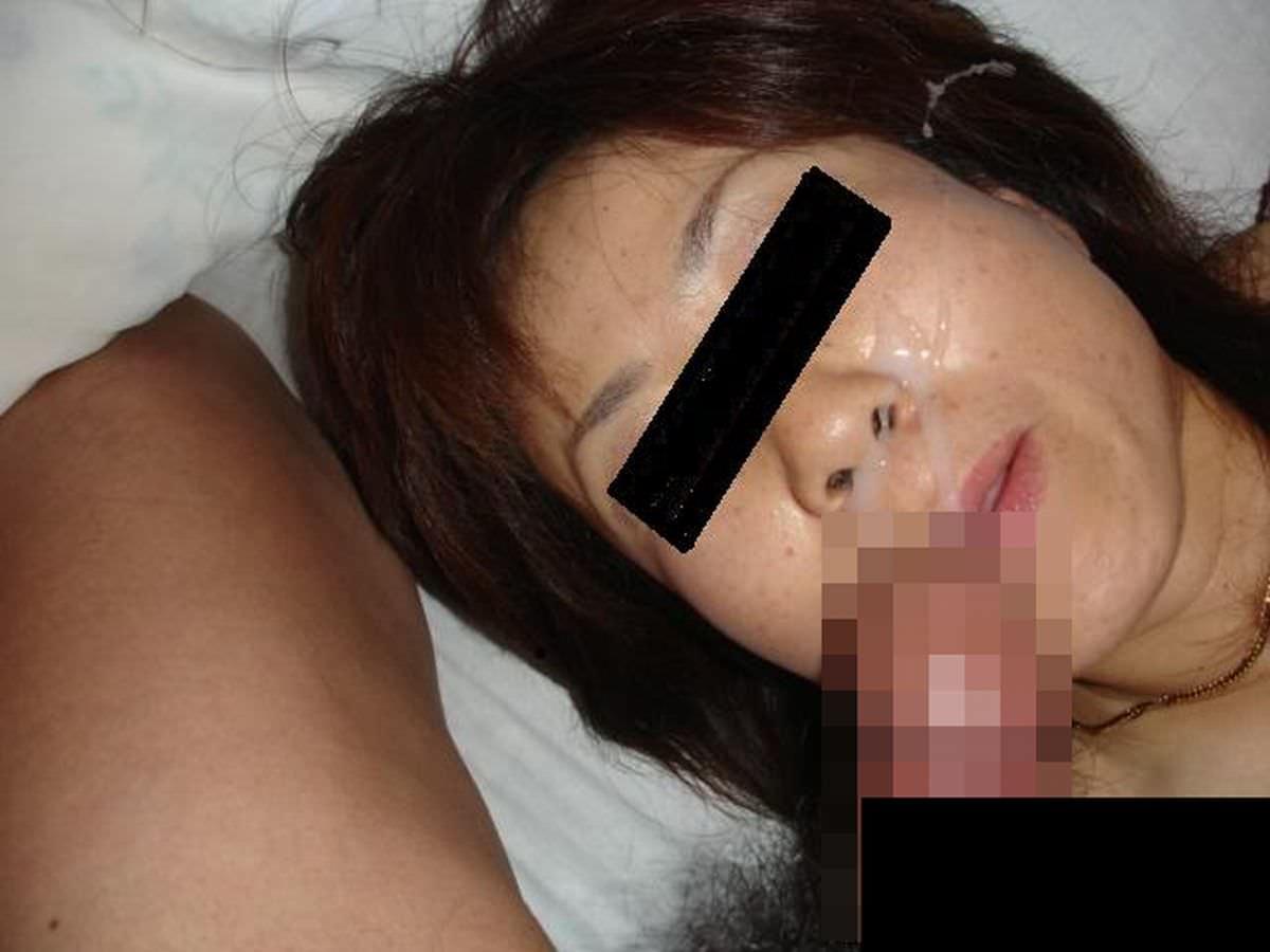 熟女に顔射www40・50代の性欲衰えない夫婦の個人撮影www 0531