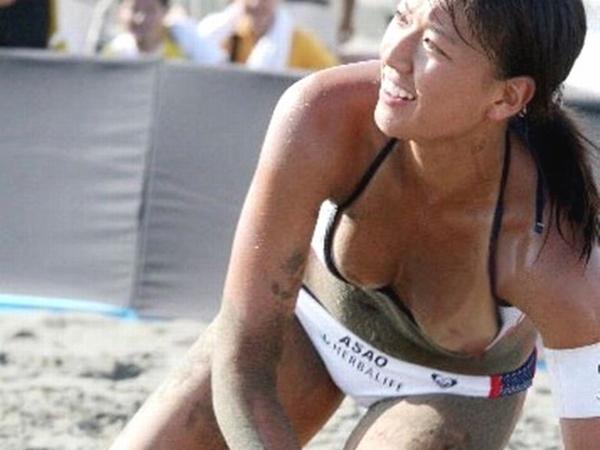 (スポーツ)女の真剣勝負には触れてはいけないハプニングがありますwwwwww