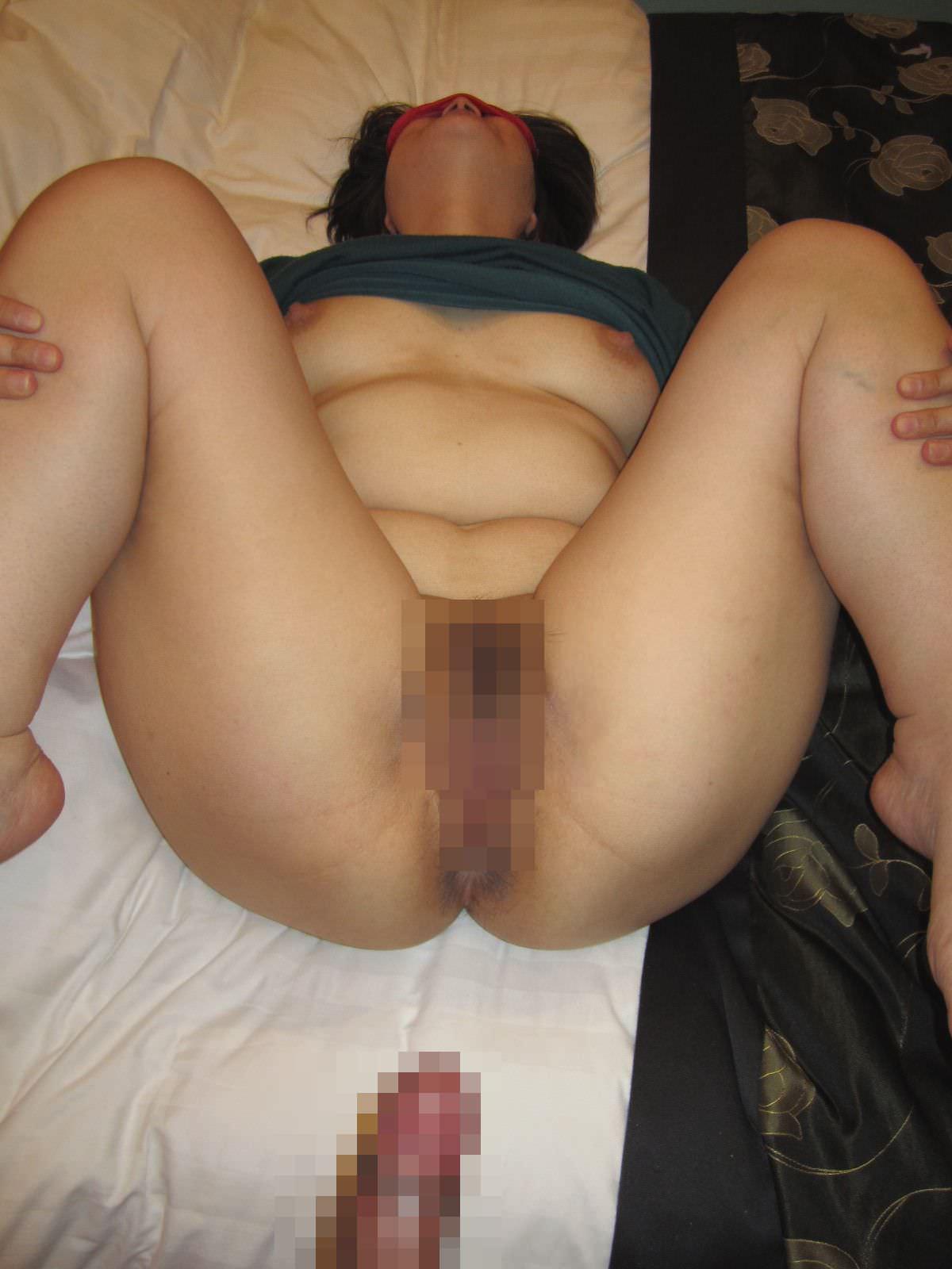 ぽっちゃり系??いや、デブ女どもの全裸を集めた素人ヌード集www 0225