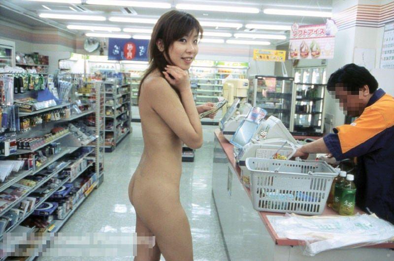 デートにマンネリ化したカップルが刺激を求めてショッピングで変態露出プレイwww 0314