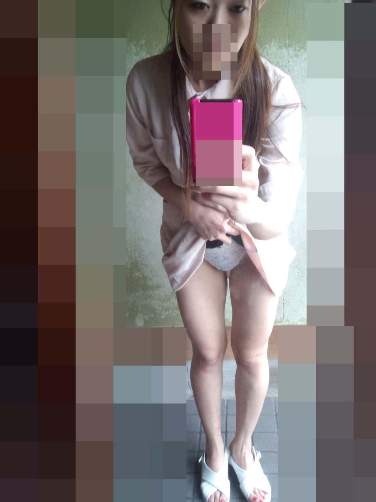 ガチ現役ナースの彼女を強制ハメ撮りしたヤバい画像がネットに流出wwwww 2103 1