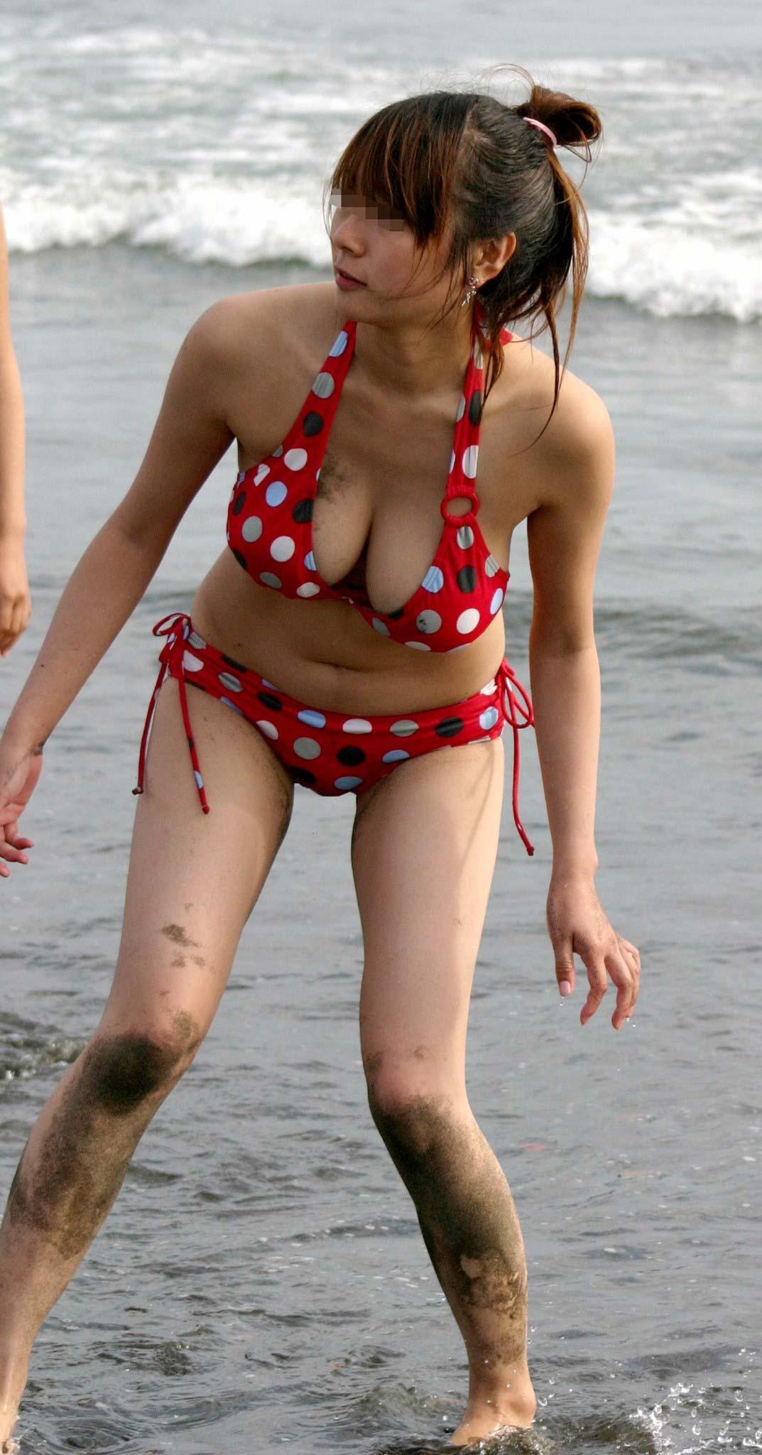 素人の水着画像がぐうシコでマジ感謝wwwwwwwwwwww dlcW8er
