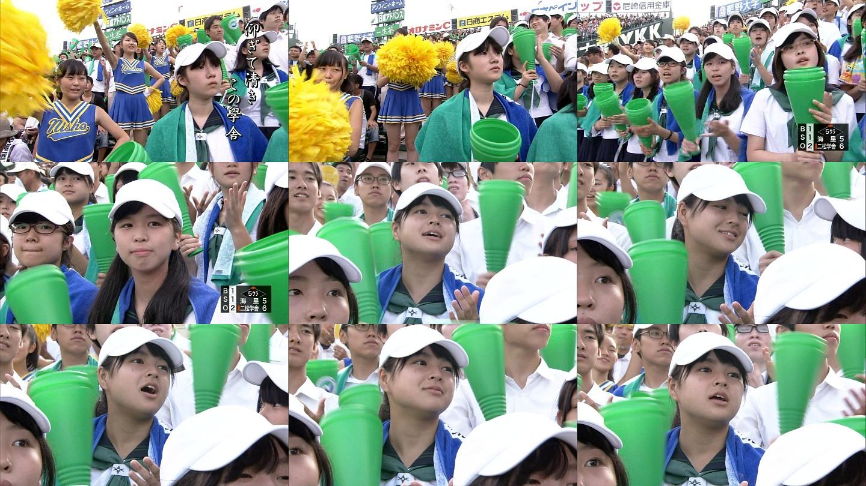 甲子園チアガール・女子高生に萌えるスレwww 160907105213