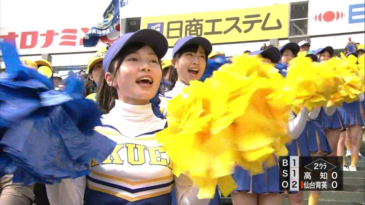甲子園チアガール・女子高生に萌えるスレwww 20s00502888
