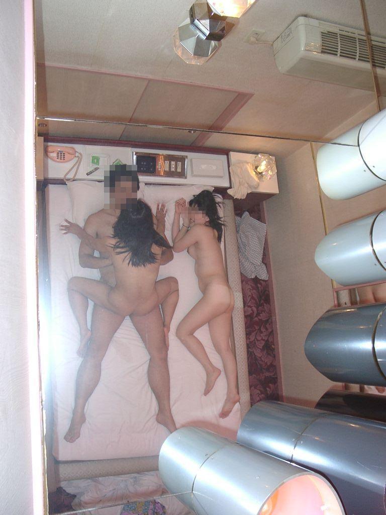セフレの若いオナゴ2×男1の最高に贅沢な3P乱交セックスwwwwww 21107