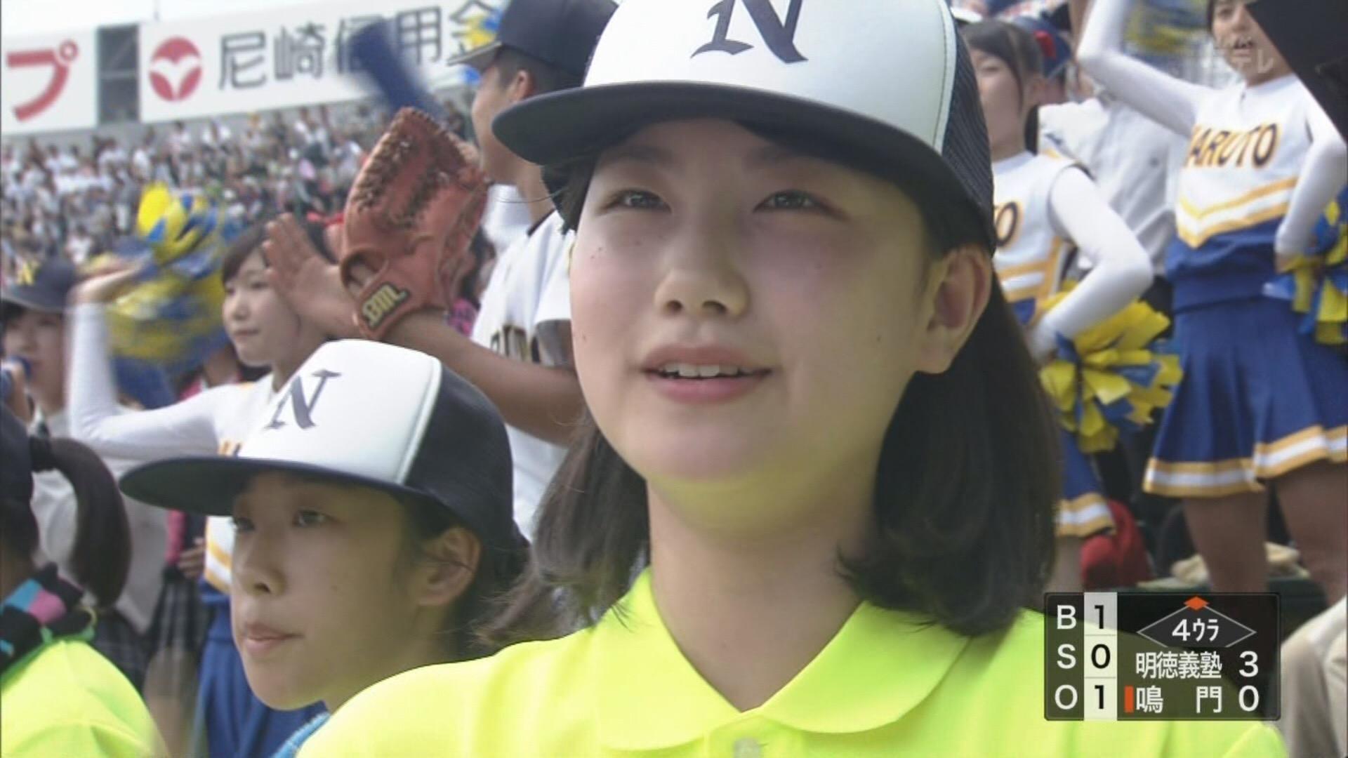 甲子園チアガール・女子高生に萌えるスレwww 5MeCXig