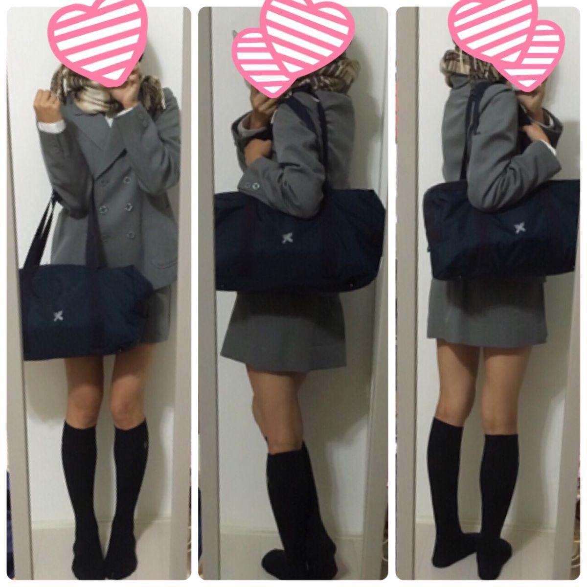 【画像】制服がタイトスカートのJKエロすぎい!!! img6160395363056