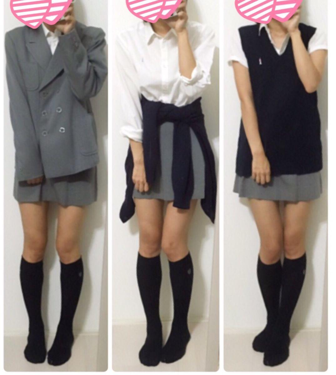 【画像】制服がタイトスカートのJKエロすぎい!!! img9980394767271
