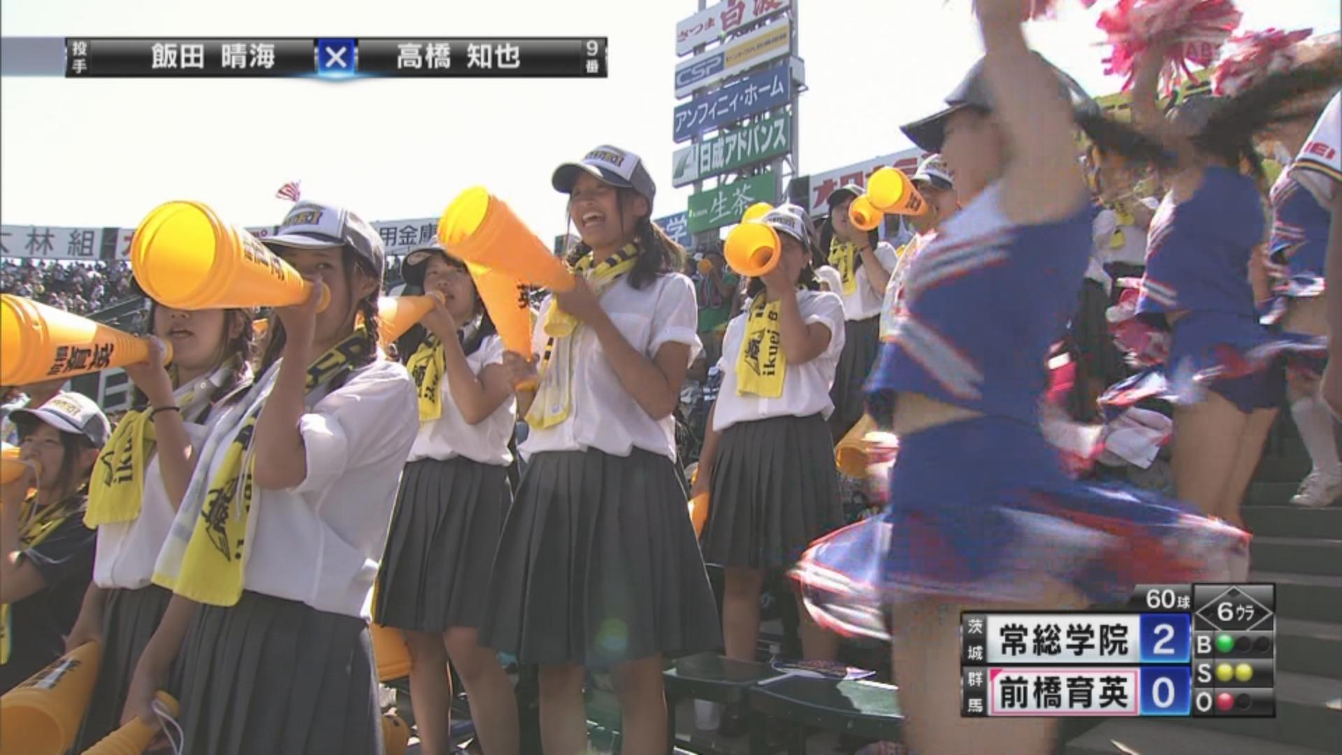 甲子園チアガール・女子高生に萌えるスレwww long160906210632