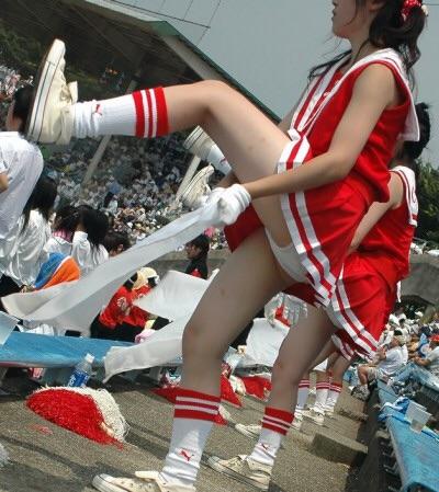 甲子園チアガール・女子高生に萌えるスレwww rfusrRW