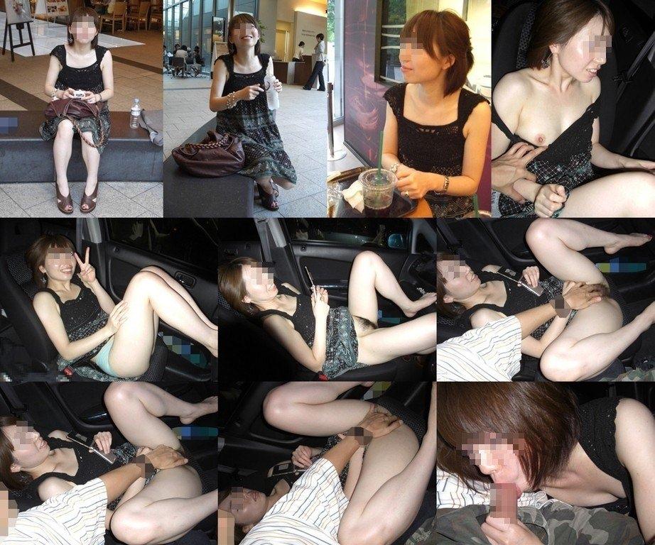元カレから流出したリベンジポルノ酷すぎ!!!普通の女子の私服とエッチな姿な姿の比較エロ画像wwwwww 15143