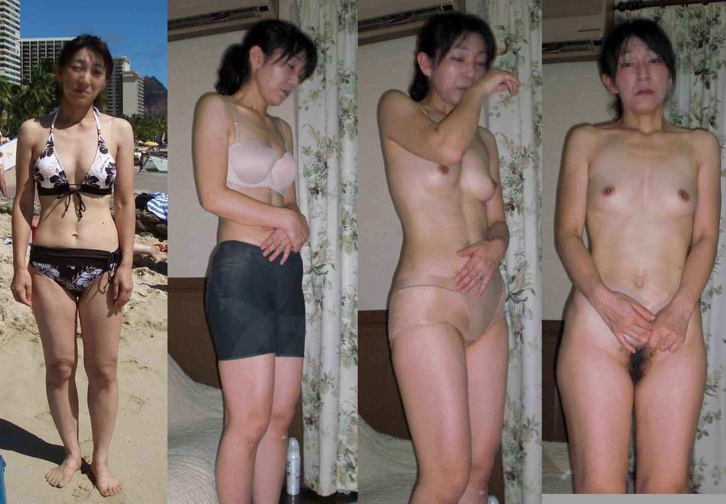 元カレから流出したエロ画像がヤバすぎるでしょう!!!普通の女子の私服とエッチな姿な姿の比較エロ画像wwwwww 15150