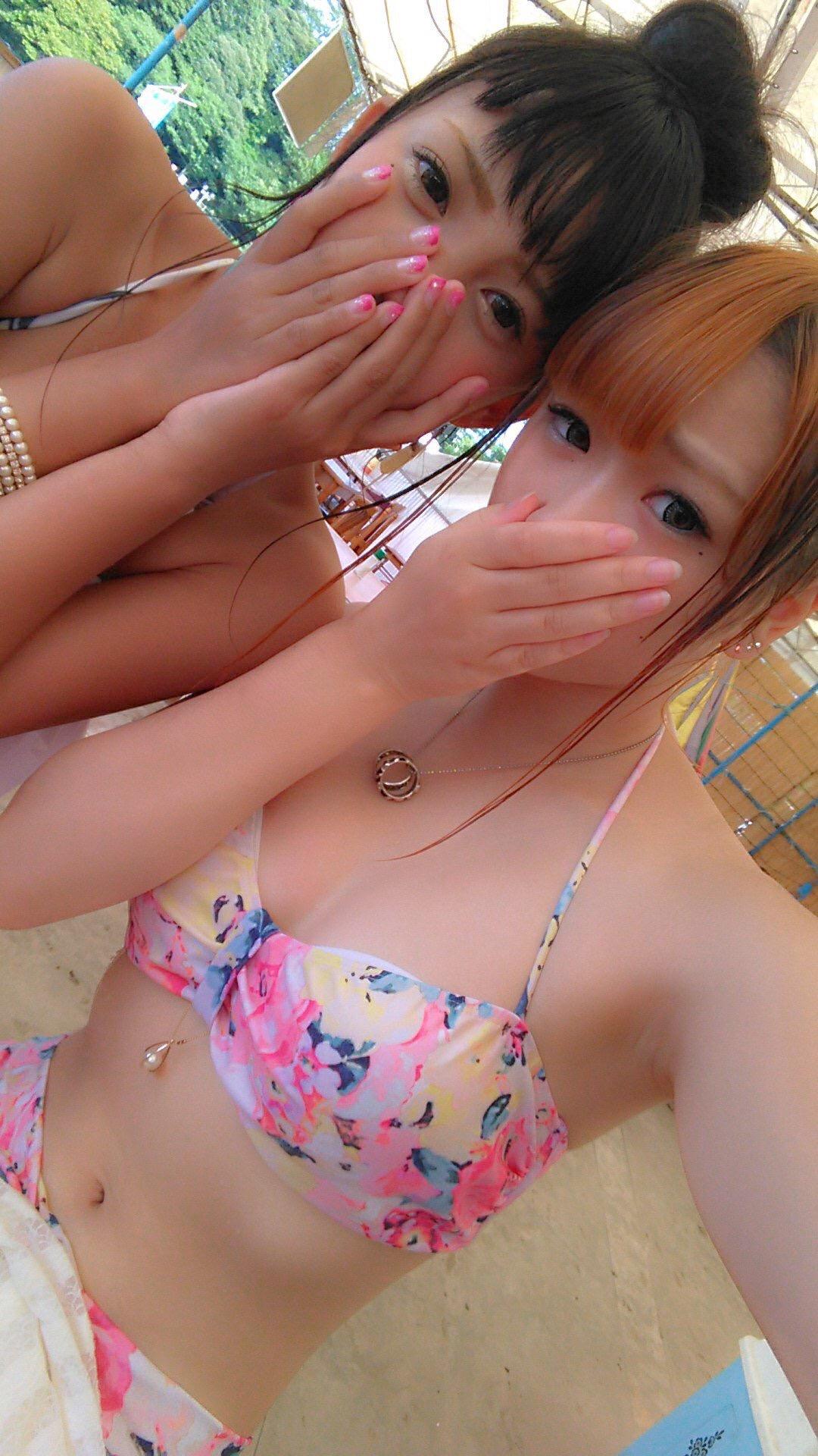 水着ギャルと夏の思い出が多すぎてみんなと共有しないわけにはいかないんだ!!!!!!!! LP6TMy3