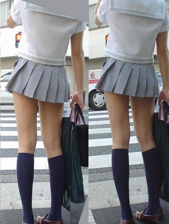 チンコ挟みたくなるエロい足の街撮り画像貼ってこうぜwwwwwwww Midq2nE