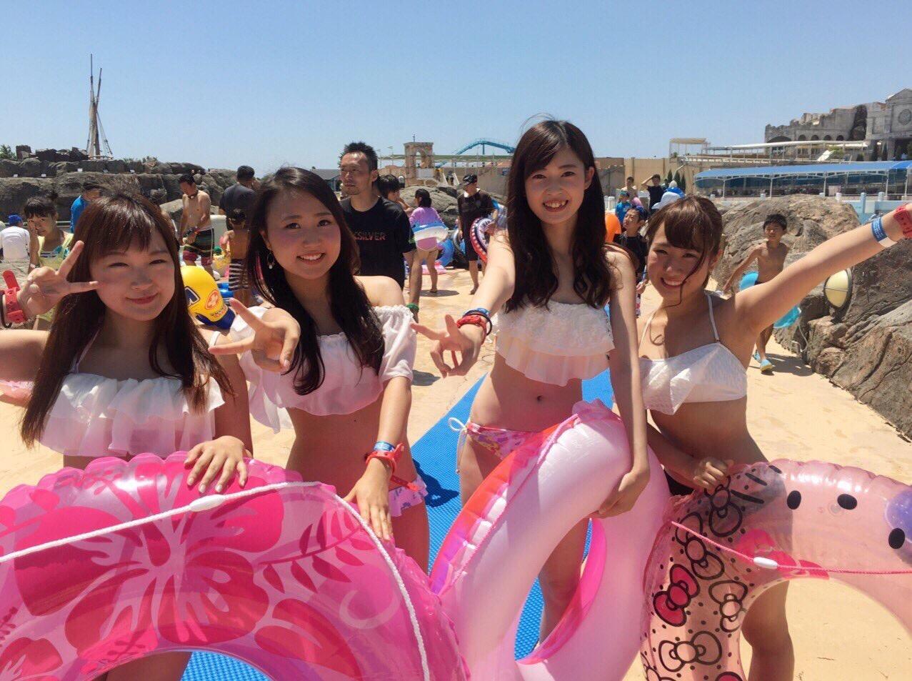 水着ギャルと夏の思い出が多すぎてみんなと共有しないわけにはいかないんだ!!!!!!!! TJ84ygr