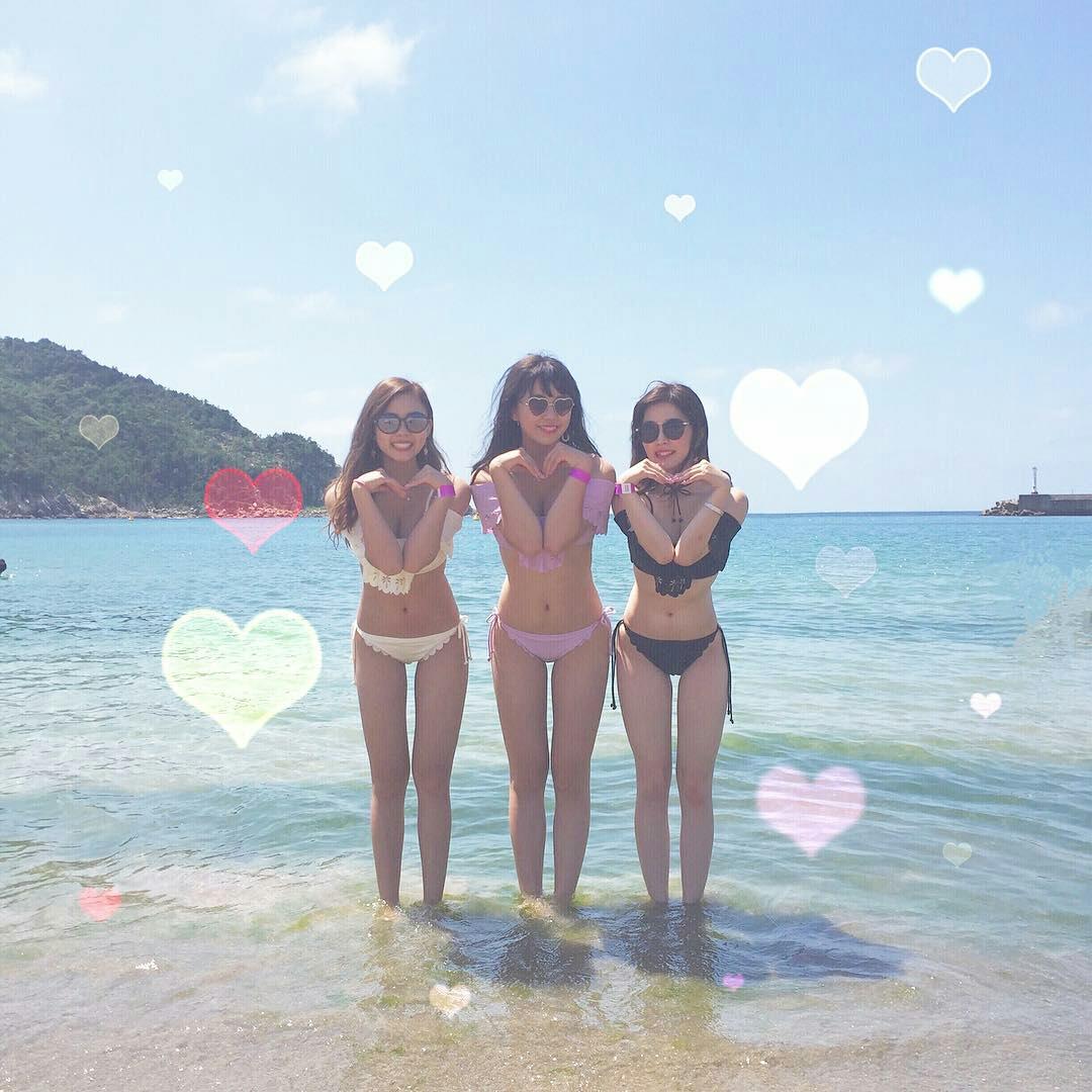 水着ギャルと夏の思い出が多すぎてみんなと共有しないわけにはいかないんだ!!!!!!!! eZaNJh2