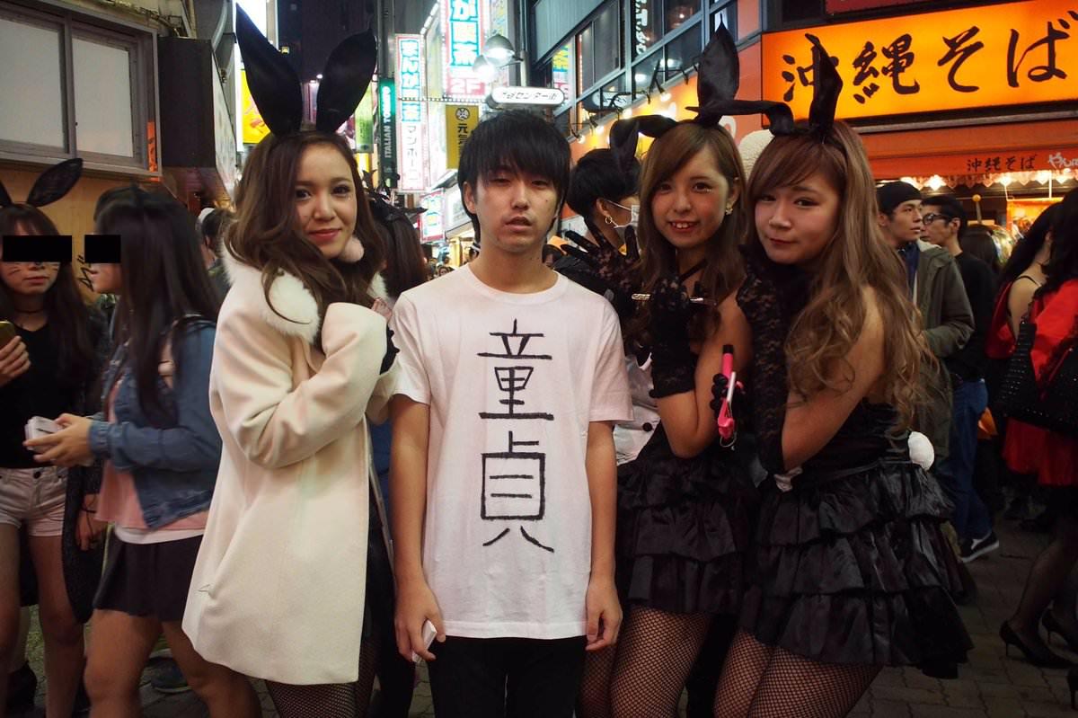 2ちゃんから集めた2016年渋谷のハロウィンコスプレ画像wwww 0148