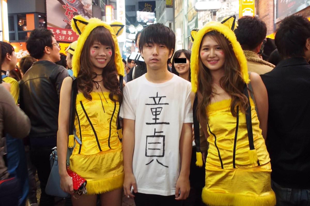 2ちゃんから集めた2016年渋谷のハロウィンコスプレ画像wwww 0149