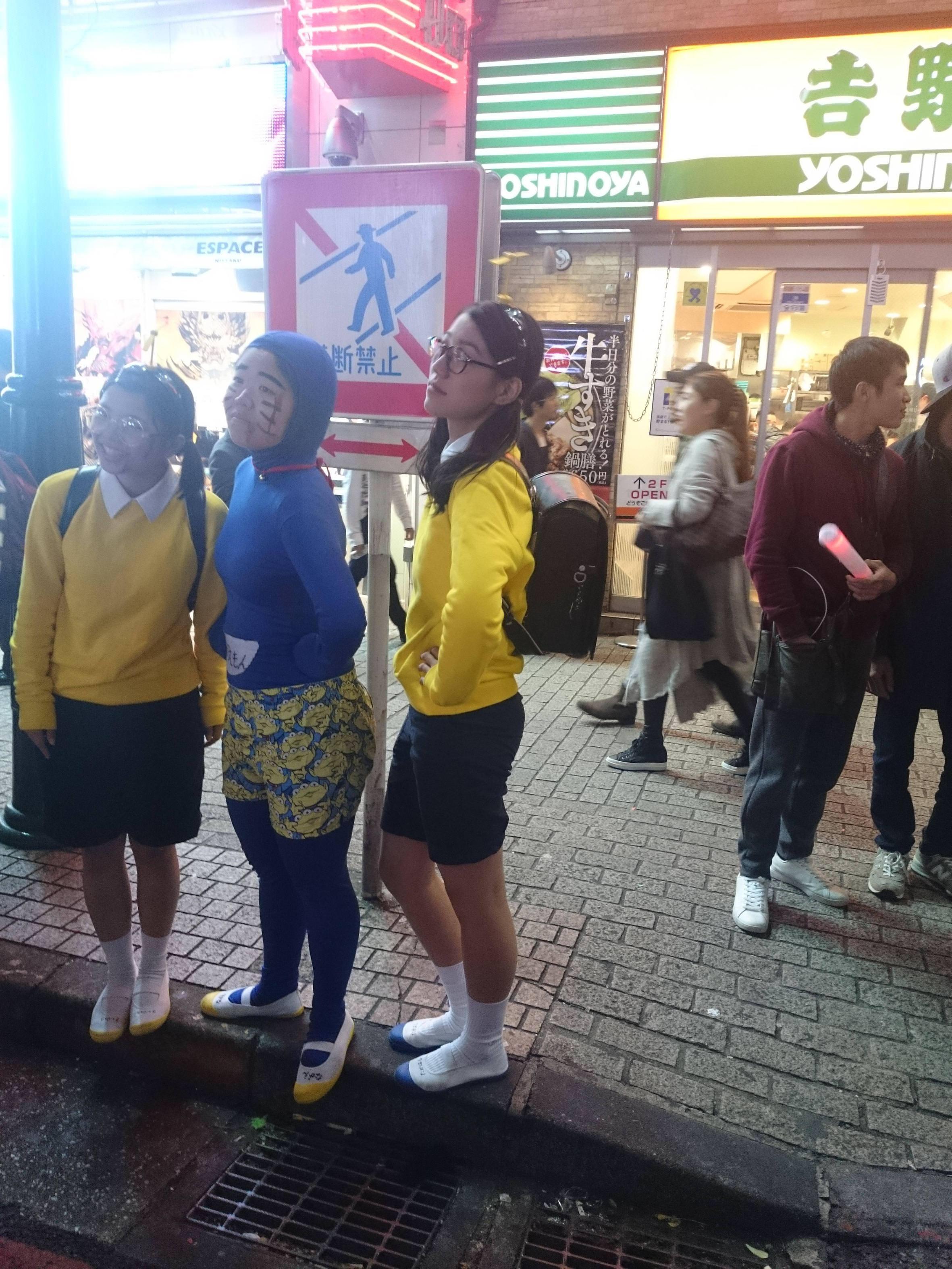 2ちゃんから集めた2016年渋谷のハロウィンコスプレ画像wwww 0153