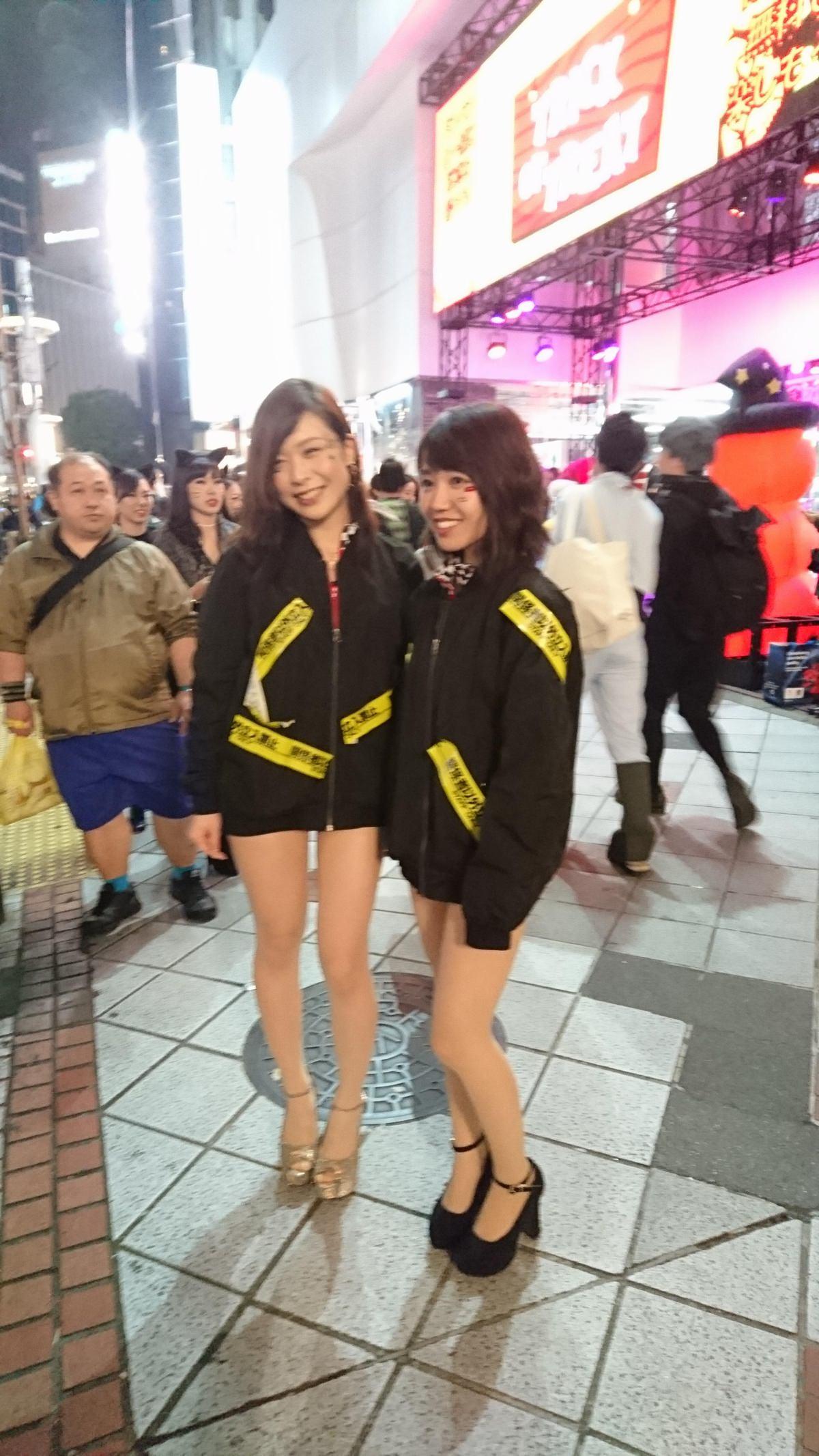 2ちゃんから集めた2016年渋谷のハロウィンコスプレ画像wwww 0155